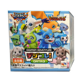 Ultra Tokyo Connection LLC. Boîte mystère - Digimon Adventure - Mini Figurine Collection Data 3
