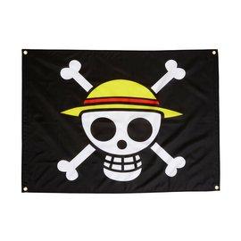 """Great Eastern Entertainment Co. Inc. Drapeau - One Piece - Pirate Chapeau de Paille de Luffy 31.5""""x43"""""""