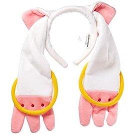 Great Eastern Entertainment Co. Inc. Costume - Puella Magi Madoka Magica - Kyubey Ears Headband