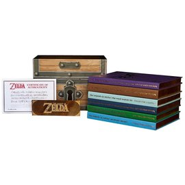 Prima Collectible - The Legend of Zelda - Player's Guides Chest Set Limited Edition