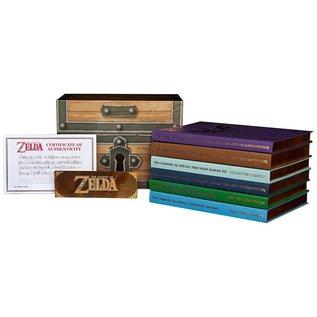 Prima Collectionnable - The Legend of Zelda - Coffret de 6 Guides du Joueur Édition Limité