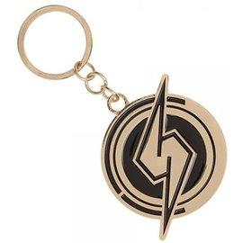 Bioworld Keychain - Metroid - Samus Logo Metal