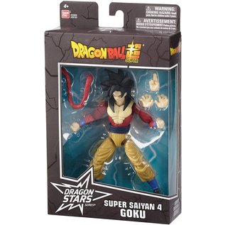 Bandai Figurine - Dragon Ball Super - Dragon Stars Series Super Saiyan 4 Goku 6.5""