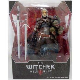 "McFarlane Figurine - CD Projekt Red - The Witcher 3 Wild Hunt Geralt of Rivia 12"""
