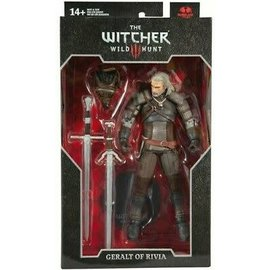"McFarlane Figurine - CD Projekt Red The Witcher 3 Wild Hunt Geralt of Rivia 7"""