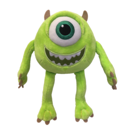 Import Dragon Peluche - Disney Pixar Monster Inc - Mike Wazowski 9""