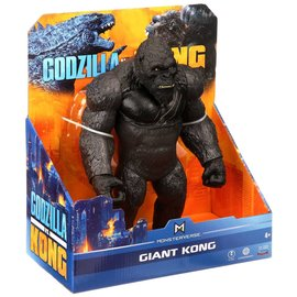 Playmates Toys Figurine - Godzilla VS Kong - MonsterVerse Giant Kong 11""