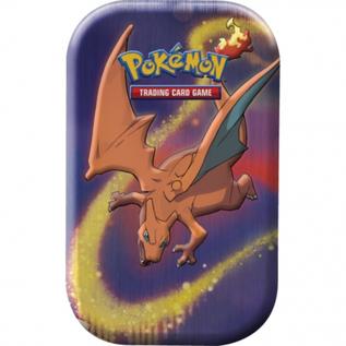 The Pokémon Company International Cartes à Collectionner - Pokémon - Boîte en Métal avec 2 Paquets et 1 Jeton