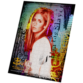 Jasco Puzzles Puzzle - Buffy the Vampire Slayer - I'm The Slayer Foil 500 Pièces