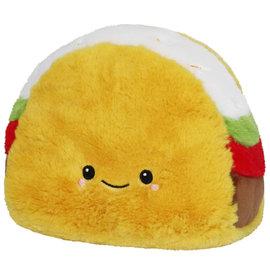 "Squishable Peluche - Squishable -  Snugglemi Snackers Taco 5"""