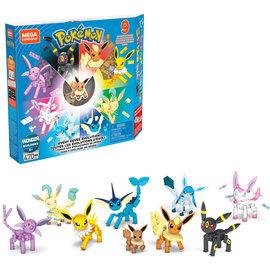 MEGA Brand Figurine - Pokémon - Mega Construx Évolutions Épiques de Eevee