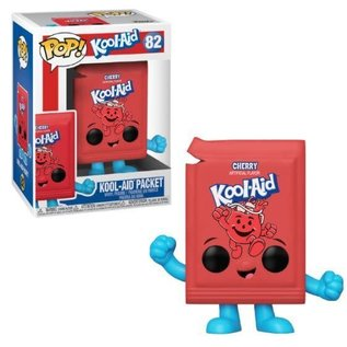 Funko Funko Pop! - Kool-Aid - Kool-Aid Packet 82