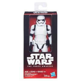 "Hasbro Figurine - Star Wars The Force Awakens - First Order Stormtrooper 6"""