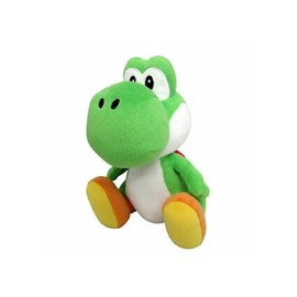 San-Ei Peluche - Nintendo Super Mario - Yoshi All Star Collection 8""