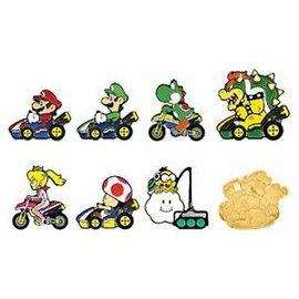 Nintendo Boîte mystère - Nintendo Mario Kart - Épinglette Édition de Collection Mystère