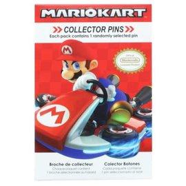 Nintendo Blind Box  - Mario Kart - Mystery Collector Edition Lapel Pin