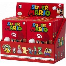 Nintendo Boîte mystère - Nintendo Super Mario Bros. - Épinglette Édition de Collection Mystère Série 1