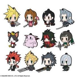 Ultra Tokyo Connection LLC. Blind Box - Final Fantasy VII - Rubber Phone Strap