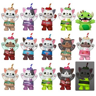 Funko Boule Mystère - Funko Paka Paka - Soda Kats Mini Figurine