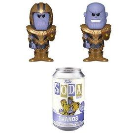 Funko Funko Soda Figure - Marvel Avengers Endgame - Thanos 20 000pcs *Chance of Chase*