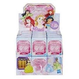 Hasbro Boîte mystère - Disney Princess - Mini Figurine Collection Précieuse Gemmes Série 1