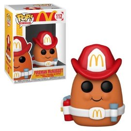 Funko Funko Pop! Ad Icons - McDonald's - Fireman McNugget 112