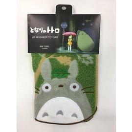 Marushin Serviette - Studio Ghibli Mon Voisin Totoro - Totoro, Chibi et Noisettes