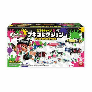 Bandai Boîte mystère - Splatoon - Buki Collection Armes Mystère