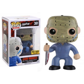 Funko Funko Pop! Movies - Friday the 13th - Jason Voorhees (Part V - Blue)  *Hot Topic Exclusive*