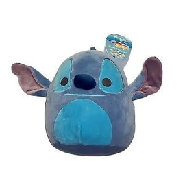 Squishmallow Peluche - Disney Lilo & Stitch - Stitch Squishmallow 10""