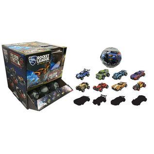 Zag Toys Boule Mystère - Rocket League - Mini Véhicules à Tirette Série 1
