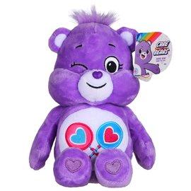 """Basic Fun! Plush - Care Bears - Share Bear 9"""""""