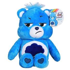 Basic Fun! Plush - Care Bears - Grumpy Bear 9''