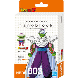 Nanoblock Nanoblock - Dragon Ball Z - 003 Piccolo