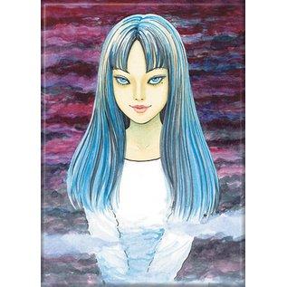 Ata-Boy Aimant - Junji Ito Tomie - Chevelure Bleue Nuageux