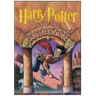 Ata-Boy Aimant - Harry Potter - Harry Potter et la Pierre Philosophale Couverture du 1er Tome