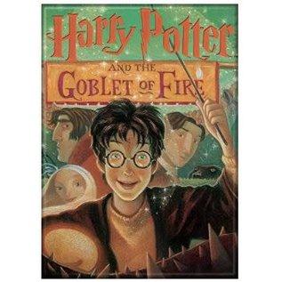 Ata-Boy Aimant - Harry Potter - Harry Potter et la Coupe de Feu Couverture du 4ième Tome