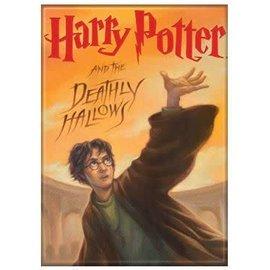 Ata-Boy Aimant - Harry Potter - Harry Potter et les Reliques de la Mort Couverture du 7ième Tome