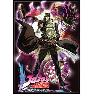 Ata-Boy Aimant - JoJo's Bizarre Adventure Stardust Crusader - Jotaro Kujo et Star Platinum