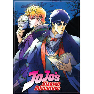 Ata-Boy Aimant - JoJo's Bizarre Adventure - Jonathan et Dio Avec le Masque