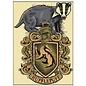 Ata-Boy Aimant - Harry Potter - Blason de Poufsouffle avec Blaireau