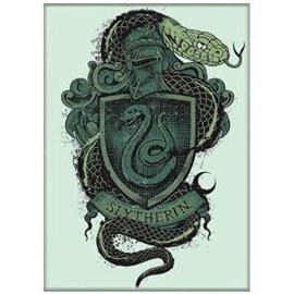 Ata-Boy Aimant - Harry Potter - Blason de Serpentard avec Serpent