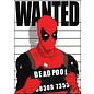 Ata-Boy Aimant - Marvel Deadpool - Wanted