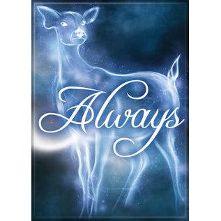 Ata-Boy Aimant - Harry Potter - Always, Patronus de Biche de Severus Snape