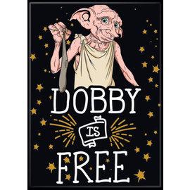 Ata-Boy Aimant - Harry Potter - Dobby is Free