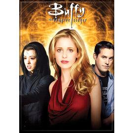 Ata-Boy Magnet - Buffy The Vampire Slayer - Buffy, Dark Willow and Xander