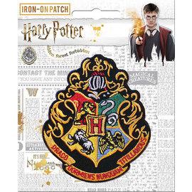 Ata-Boy Patch - Harry Potter - Hogwarts Crest
