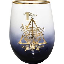 Spoontiques Glass - Harry Potter - The Deathly Hallows Tumbler 18oz
