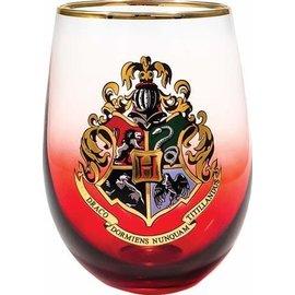Spoontiques Glass - Harry Potter - Hogwarts Crest Tumbler 18oz