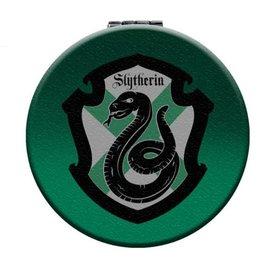 Spoontiques Miroir Compact - Harry Potter - Blason Serpent de Serpentard